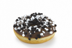 Brownie Meringue Donut (indent)