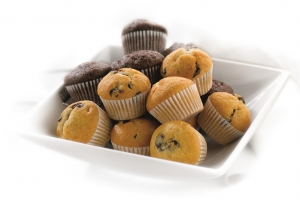 Mixed Mini Muffins