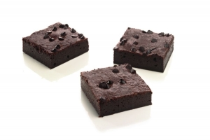 Brownie with Chocolate Chips (indent)