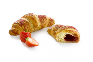 Strawberry Croissant (indent)