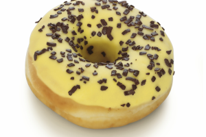 Banana Donut (indent)