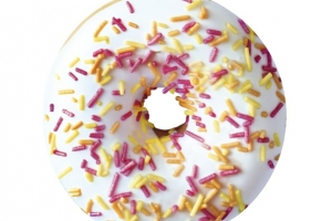 Party Donut  (indent)