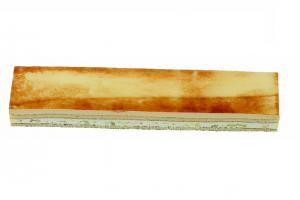 Pear Caramel Bavarois