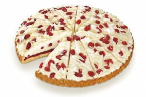 Berry & White Chocolate Pie