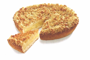 Apple Crumble Pie (indent)