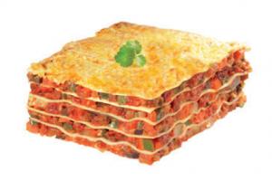 Mediterranean Vegetable Lasagne