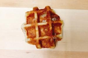 Mini Belgian Sugar Waffle 30g